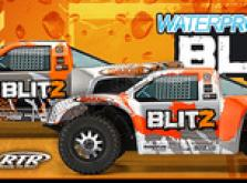 Автомобиль HPI Blitz Scorpion 2WD 1:10 EP 2.4GHz (Black/Orange RTR Version)-фото 6