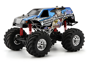 Автомобиль HPI Wheely King Bounty Hunter 4WD 1:12 EP (RTR Version)