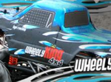 Автомобиль HPI Wheely King Bounty Hunter 4WD 1:12 EP (RTR Version)-фото 6