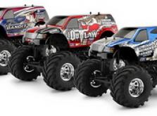 Автомобиль HPI Wheely King Bounty Hunter 4WD 1:12 EP (RTR Version)-фото 7