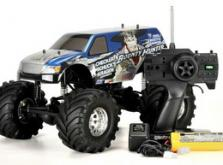 Автомобиль HPI Wheely King Bounty Hunter 4WD 1:12 EP (RTR Version)-фото 1
