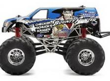Автомобиль HPI Wheely King Bounty Hunter 4WD 1:12 EP (RTR Version)-фото 2