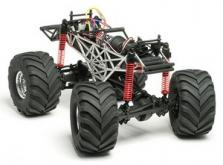 Автомобиль HPI Wheely King Bounty Hunter 4WD 1:12 EP (RTR Version)-фото 3