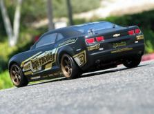Автомобиль HPI Sprint 2 Drift 2010 Chevrolet Camaro 4WD 1:10 EP 2.4 GHz (RTR Version)-фото 1