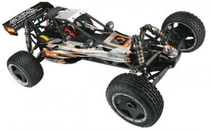 Автомобиль HPI Baja 5B Flux 4WD Baggy 1:5 2.4GHz (RTR Version)
