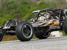 Автомобиль HPI Baja 5B Flux 4WD Baggy 1:5 2.4GHz (RTR Version)-фото 1