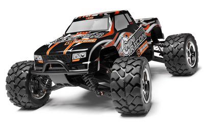 Автомобиль HPI Mini Recon Monster Truck 4WD 1:18 2.4GHz EP (RTR Version)
