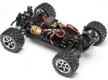 Автомобиль HPI Mini Recon Monster Truck 4WD 1:18 2.4GHz EP (RTR Version)-фото 6