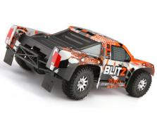 Автомобиль HPI Blitz Scorpion 2WD 1:10 EP 2.4GHz (Silver/Orange RTR Version)-фото 5