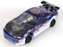 Автомобиль HSP Magician Drifting Car 4WD 1:18 EP (RTR Version)-фото 3