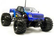 Автомобиль HSP Knight Off-road Truck 4WD 1:18 EP (Blue RTR Version)-фото 1