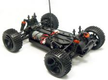 Автомобиль HSP Ghost Truggy 4WD 1:18 EP (Blue RTR Version)-фото 2