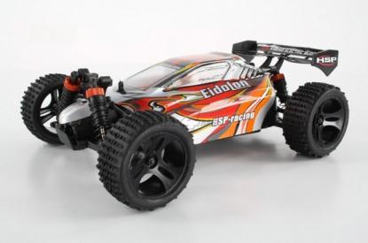 Автомобиль HSP Eidolon Buggy 4WD 1:18 EP (Red RTR Version)