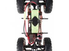 Автомобиль HSP Kulak Crawler 4WD 1:18 EP (RTR Version)-фото 4