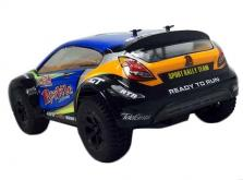 Автомобиль HSP Reptile Rally Car 4WD 1:18 EP (RTR Version)-фото 1
