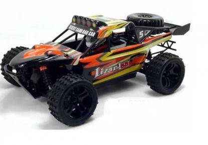 Автомобиль HSP Lizard BB Dune Buggy 4WD 1:18 EP (Fire RTR Version)
